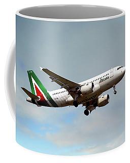 Alitalia Airbus A319-112 Coffee Mug