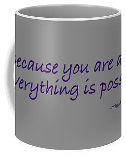 Coffee Mug featuring the digital art Alive by Julie Niemela