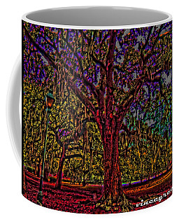Alive Oak Coffee Mug