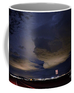 Alive Past 55 Coffee Mug