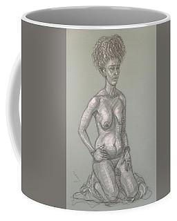 Alizabeth Kneeling Coffee Mug