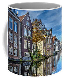 Alkmaar From The Bridge Coffee Mug