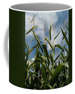 All About Corn Coffee Mug