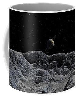 All Alone Coffee Mug by David Robinson
