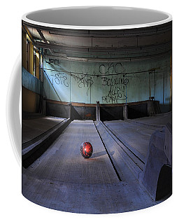 All Alone Coffee Mug