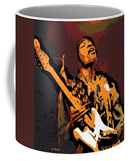 All Along The Watchtower Coffee Mug by George Pedro