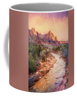 All Along The Watchtower Coffee Mug