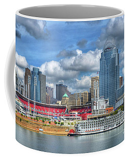 All American City Coffee Mug
