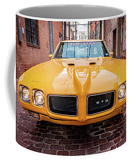 All American Muscle Coffee Mug