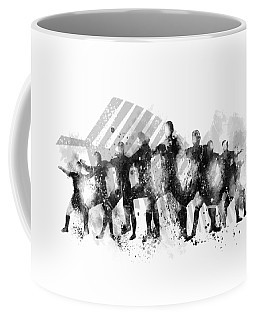 All Blacks Haka Coffee Mug