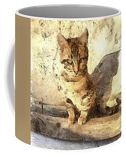 All Cats Are Black In The Dark Coffee Mug