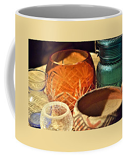 Coffee Mug featuring the photograph All Different But All The Same by John Glass