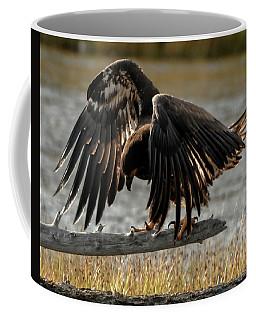 All Feathers Coffee Mug