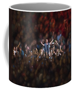 All Hail Eddie Vedder Coffee Mug