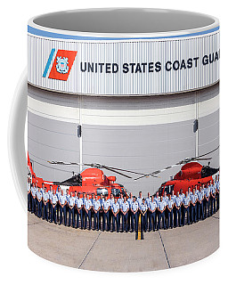 All Hands Unit Photo Coffee Mug