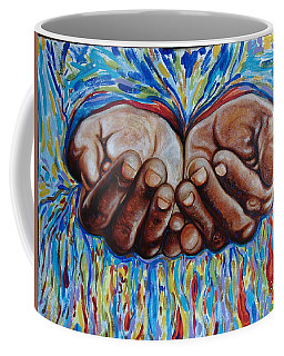 All In Your Hands Coffee Mug