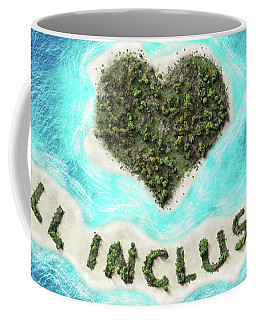 All Inclusive Coffee Mug