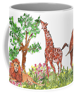 All Is Well In The Jungle Coffee Mug