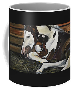 All Legs And Spots Coffee Mug