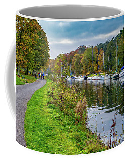 All Moored Up Coffee Mug
