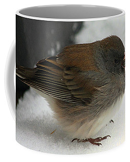 All Puffed Up Coffee Mug