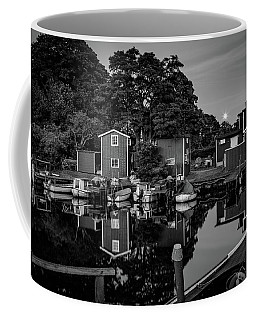 All Quiet Coffee Mug