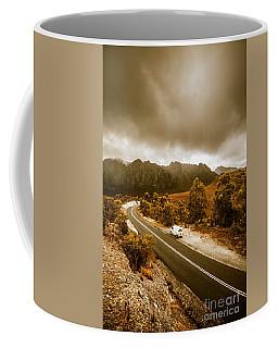 All Roads Lead To Adventure Coffee Mug
