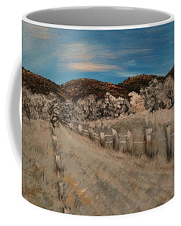 All Roads Lead To Frozen Ranch Coffee Mug