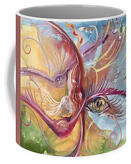 All Seeing Coffee Mug