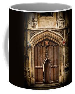Oxford, England - All Souls Gate Coffee Mug