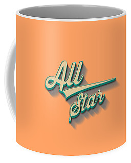All Star Tee Coffee Mug