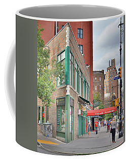 All That Jazz - Greenwich Village Vangaurd  Coffee Mug