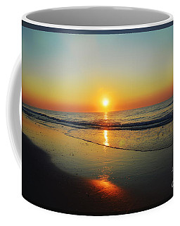 All That Shimmers Is Golden Coffee Mug