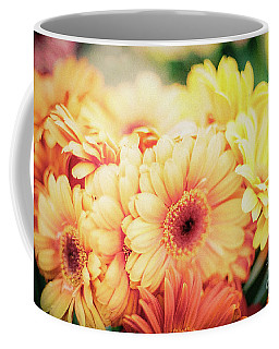 Coffee Mug featuring the photograph All The Daisies by Ana V Ramirez