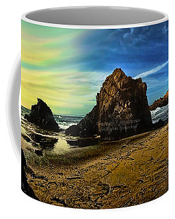 All The Gold In California Coffee Mug
