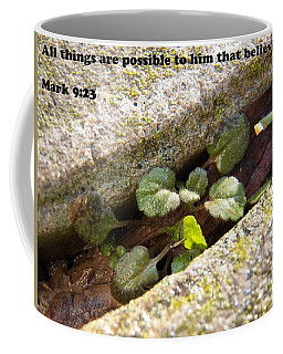 All Things Are Possible Coffee Mug