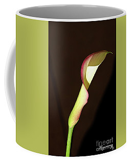 Coffee Mug featuring the sculpture All Wrapped Up And Ready Do Go by Mariarosa Rockefeller