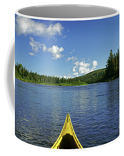 Allagash River, Northern Maine, Usa Coffee Mug