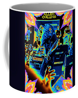 Allen Cosmic Free Bird Oakland 2 Coffee Mug