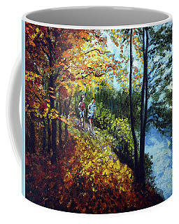 Alley By The Lake 1 Coffee Mug