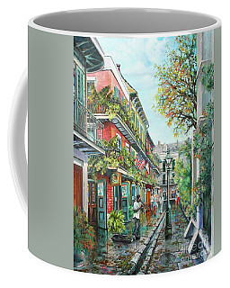 Alley Jazz Coffee Mug
