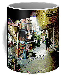Alley Market End Of Day Coffee Mug