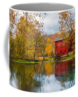 Alley Mill And Spring Coffee Mug