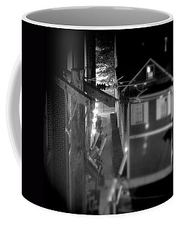 Alley To High Coffee Mug