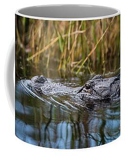 Alligator Closeup1-0600 Coffee Mug