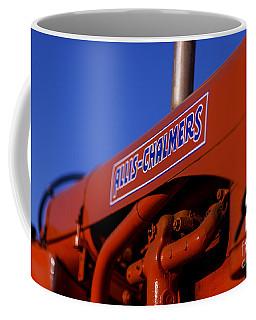 Allis-chalmers Vintage Tractor Coffee Mug