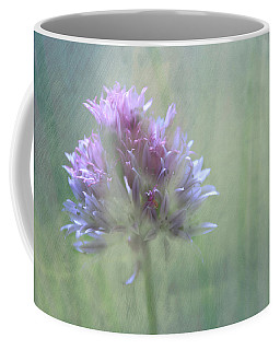 Allium Impressionism Coffee Mug by Catherine Alfidi