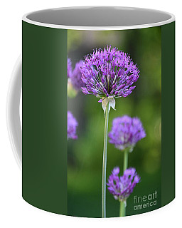 Allium Standing Tall Coffee Mug
