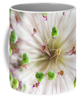 Allium Zoom Coffee Mug