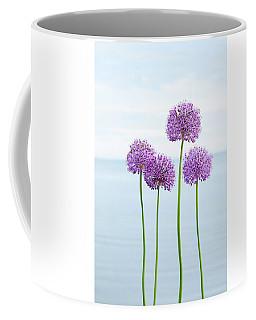 Alliums 2 Coffee Mug
